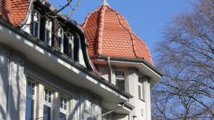 Liberales Haus Dachgeschoss